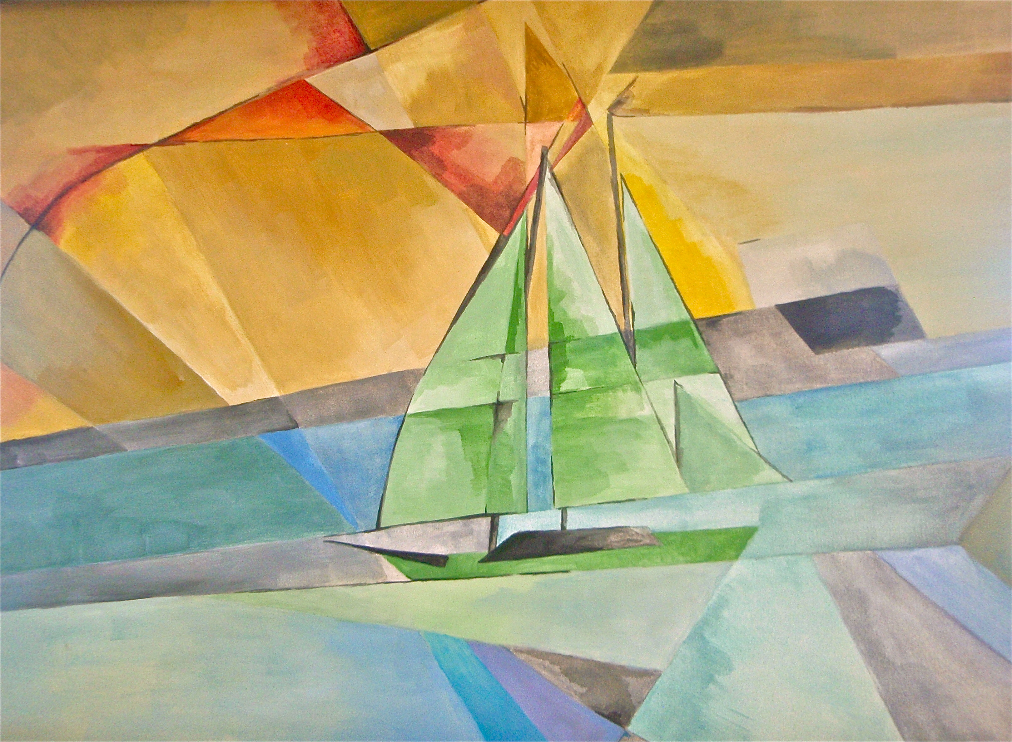 an examination of cubist movement in art This is a complete presentation about cubist art with a 100 point exam (total 270 slides) the major figures from this movement are given thorough coverage with individual biographical detail given about each of them.